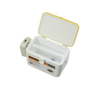 bait box areator, bait bucket, frabill bait box, insulated-The Snare