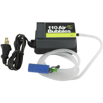 MARINE METAL PRODUCTS 110 AIR BUBBLES - 110V AIR PUMP