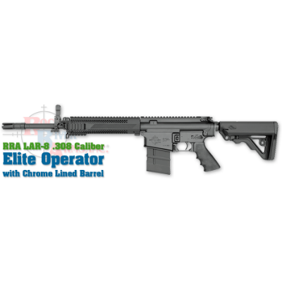 Rock River Arms LAR-8 .308 Elite Operator Rifle Chrome Lined