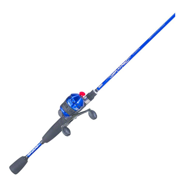 Zebo 33 Micro Custom Spincast Combo Ultra Light 5'