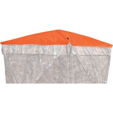 Ameristep Blaze Orange Ground Blind Cap