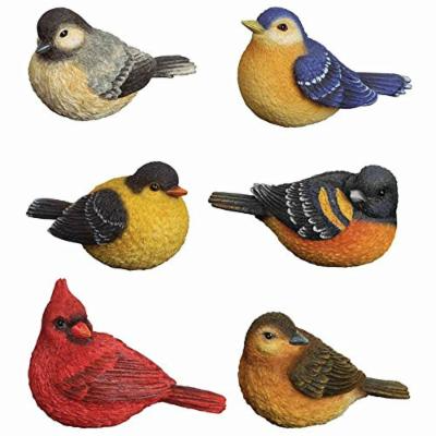 Carson Mini Songbird Figurines