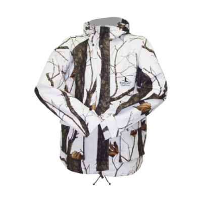 Wildfowler Waterproof Parka - Wildtree Snow Camo