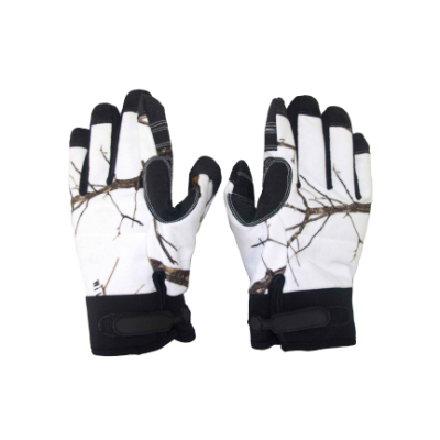 Wildfowler Waterproof Winter Gloves - Wildtree Snow Camo