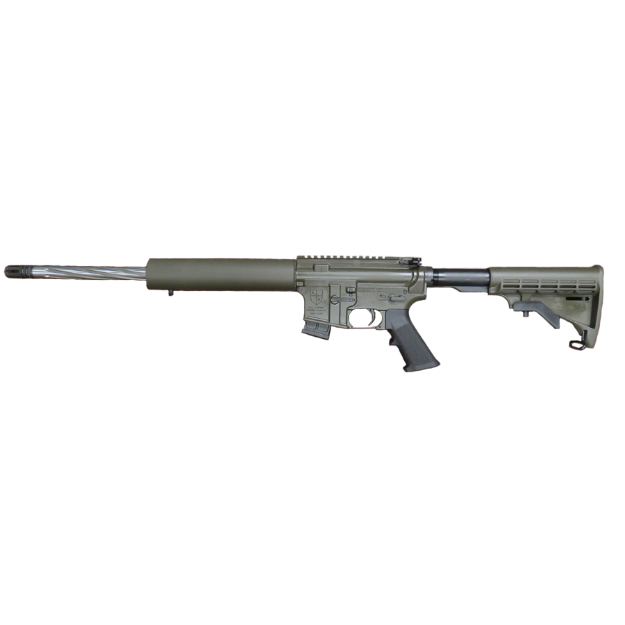 Alexander Arms AAR17 .17 HMR Rifle - OD Green
