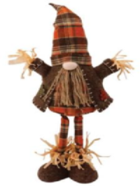 Bright Ideas Standing Scarecrow Gnome