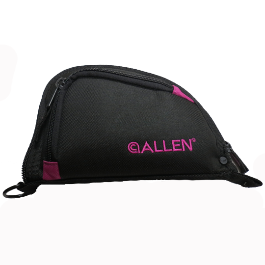ALLEN AUTO FIT COMPACT HANDGUN CASE 7