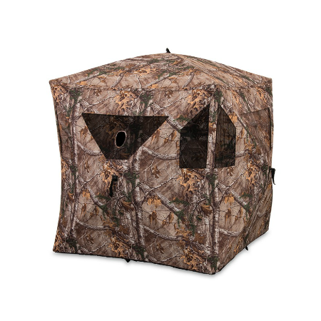 Ameristep Brickhouse Blind - Realtree Edge - OUT OF STOCK