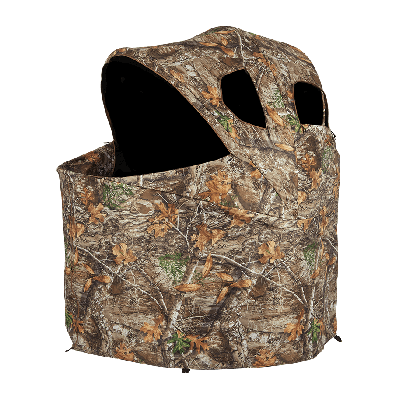 Ameristep Deluxe Tent Chair Blind - Realtree Edge