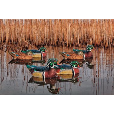 Avian X Topflight Wood Duck Decoys = OUT OF STOCK