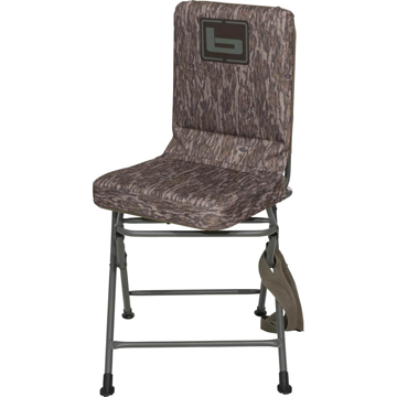 Banded Swivel Blind Chair - Bottomland Camo