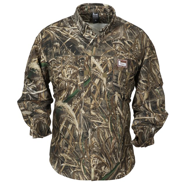 Banded Lightweight Hunting Shirt - Realtree Max 5