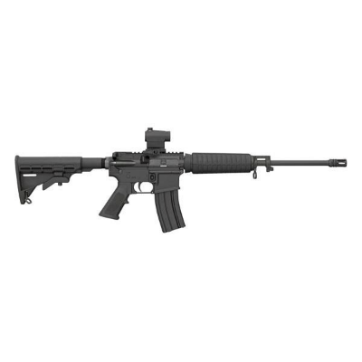 Bushmaster XM15 QRC Carbine 5.56/223REM - With Red Dot