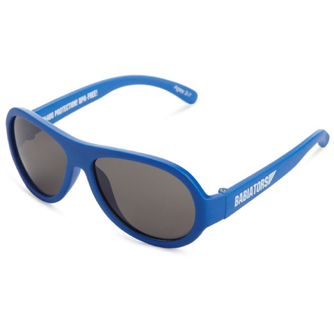 Junior Babiators Aviators Blue Angels Blue - Junior Ages 0 - 2