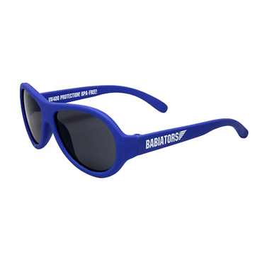 Classic Babiators Aviators Blue Angels Blue Sunglasses - Classic Ages 3 - 5