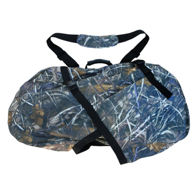 White Rock Run-N-Gun Silo/Windsock Sling Bag