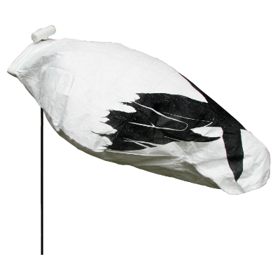 White Rock Headless Snow Goose Blind Door Decoys 3 Pack