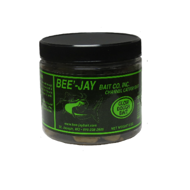 BEE'-JAY CATFISH GLOW DOUGH BAIT