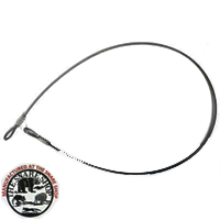Extension Cable for M-15, Fremont & Aldrich Bear Snares w/ Small Loops