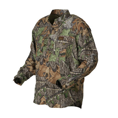 Banded Lightweight Vented Turkey Shirt