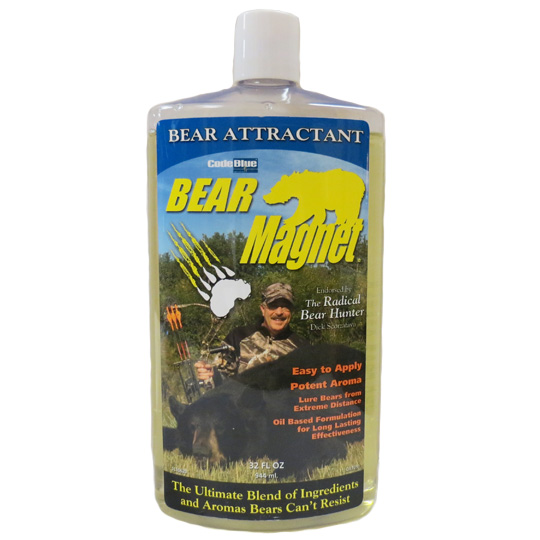 BEAR MAGNET - 32 OZ.