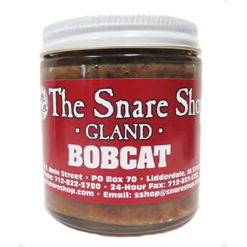 Bobcat Lure Ingredients & Additives