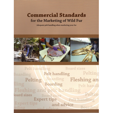 Commercial Standards for the Marketing of Wild Fur Book