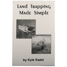 Land Trapping Made Simple Book
