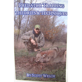 Predator Trapping Theories & Techniques Book - OUT OF STOCK