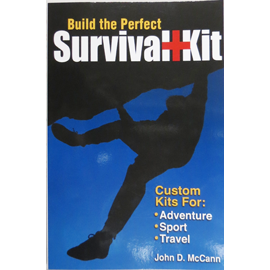 Build The Perfect Survival Kit Book * ON CLEARANCE