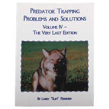 PREDATOR TRAPPING PROBLEMS & SOLUTIONS VOL. 4