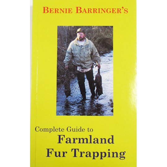 Guide To Farmland Fur Trapping Book