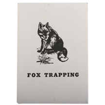 Fox Trapping Book