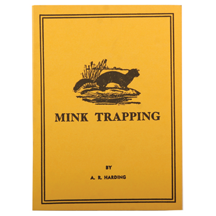 Mink Trapping Book
