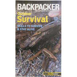 Outdoor Survival Book * ON CLEARANCE