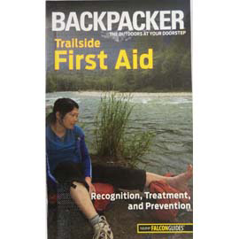 Trailside First Aid Book** ON CLEARANCE