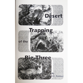 Desert Trapping Of The Big Three Book