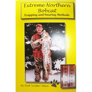 Extreme Northern Bobcat Book **CURRENTLY OUT OF STOCK