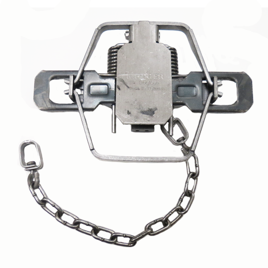 Bridger 2 Coil Spring Offset Dogless Trap Bobcat Coyote