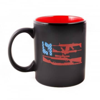 Black Rifle Coffee - Freedom Flag Mug