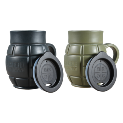Black Rifle Coffee - Grenade Mug