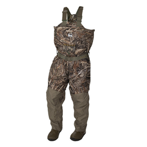 Banded Redzone Uninsulated Breathable Wader - RealTree Max 5