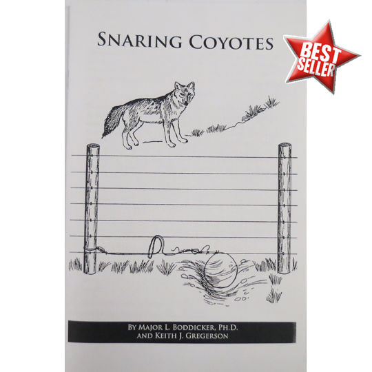 Snaring Coyote Book