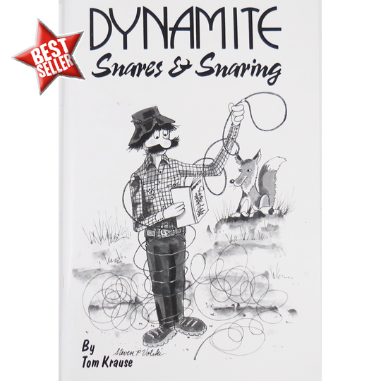 Dynamite Snares & Snaring Book - OUT OF STOCK