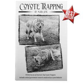 Coyote Trapping Book = OUT OF STOCK