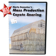MASS PRODUCTION COYOTE SNARING