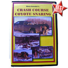 CRASH COURSE COYOTE SNARING