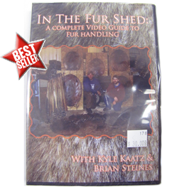IN THE FUR SHED - A COMPLETE VIDEO GUIDE TO FUR HANDLING