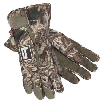 Banded Squaw Creek Insulated Gloves