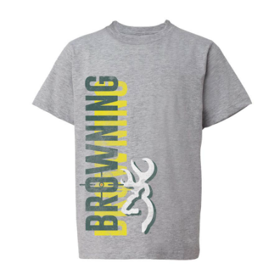 Browning Scope Youth Short Sleeve T-Shirt